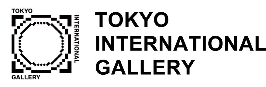 TOKYO INTERNATIONAL GALLERY ONLINE SHOP